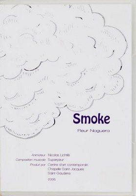 Smoke | Noguera, Fleur. Artiste